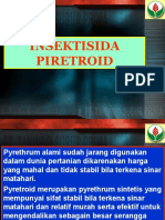 Insektisida Piretroid - Presentasi Pak Udin