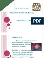 PRESENTACION DE PSICOBIOLOGIA