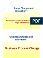 BP Change_Business Change and Innovation