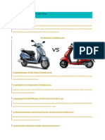 Comparing Access and Activa