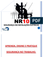 Mod 1 - Introdução a segurança com eletricidade