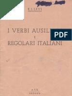 [eBook ITA] Levi E. L. - I Verbi Ausiliari e Regolari Italiani