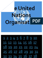The United Nations ion