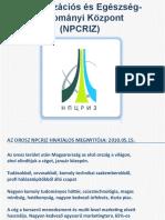 NPCRIZ Marketing