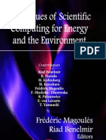Scientific Computing for Energy