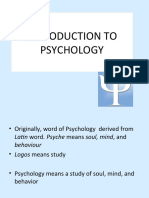 The Importance of Learning &Understanding Psychology In Art