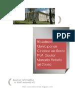 Boletim Informativo Maio 2011