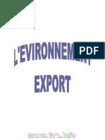 9ra.info l'Environement Export