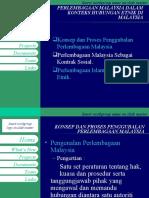 Malaysia Dalam Konteks Hubungan Etnik Di Malaysia