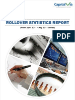 Rollover Statistics(From Apr 2011 Series to May 2011 Series)
