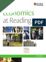 PG Economics Brochure