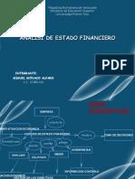 Mapa Conceptual Analisis de estado financiero uft