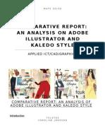 Comparative Report