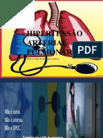 HIPERTENSÃO ARTERIAL     PULMONAR MARA