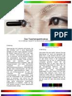 Das Taschenspektroskop