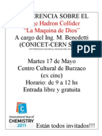 CONFERENCIA LHC