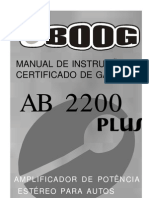 Ma Nu a Lab 2200