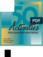 50 Activities for Coaching-Mentoring (Berry, Cadwell, Fehrmann)