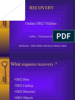 Db2 Recovery