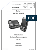 HTC Kaiser Service Manual