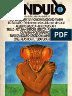 El péndulo - Época 1 - N° 1 (septiembre de 1979)