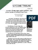 Maycomb Newspaper PDF
