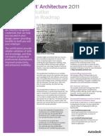 Autodesk Revit Architecture 2011 Certification Exam Preparation Roadmap
