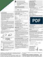 Manual de Calculadora El506w