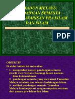 Worldview Melayu