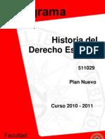 Hist Dere Es 2011