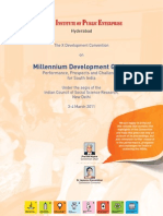 MDG Convention Proceedings
