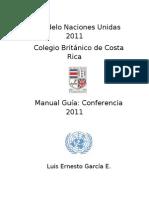 Manual Modelo Naciones Unidas