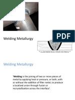 Welding Metallurgy of Steel
