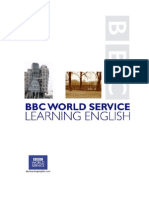 BBC English Learning  Vocabulary