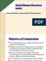 International Compensation Mgmt