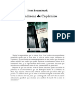 El síndrome de Copérnico - Henri Loevenbruck