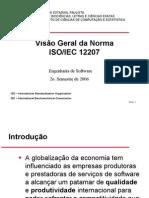 Visao Geral Da Norma Iso Iec 12207