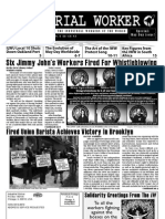 Industrial Worker - Issue #1735, May 2011