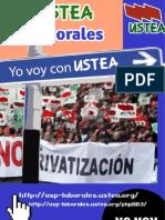 Revista Ustea Laborales Mayo 2011