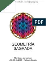 Geometria.sagrada.mandalas Para Pintar[Roberto Garcia]