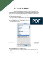 eZeScreen Instructions