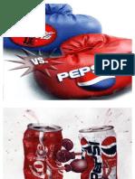 COKE vs PEPSI - Marketing Mix