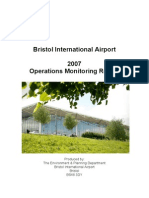 Bristol International Airport 2007 Operations Monitoring Report