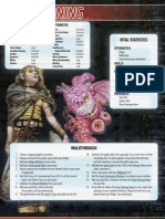 Shadowrun 4E Runner's Toolkit Quick Reference Sheets