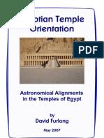 Egyptian Temple Orientation (1)