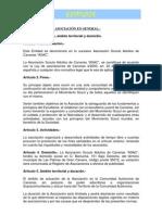 Estatutos Scouts Adultos de Canarias ASAC