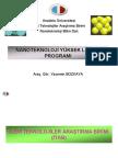 Nanoteknoloji Yuksek Lisans Programi