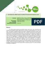 Influência da compactação de resíduos sólidos na retenção de água