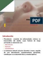 Alimentación en Pediatría