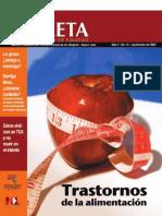 Violeta 15 | Trastornos de la alimentación